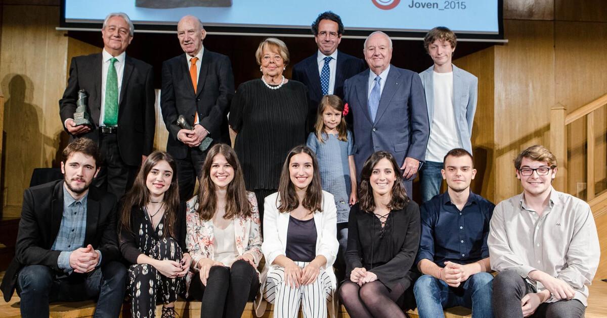Nota de Prensa: Seis nuevos Miembros de Honor en la Academia de la Publicidad