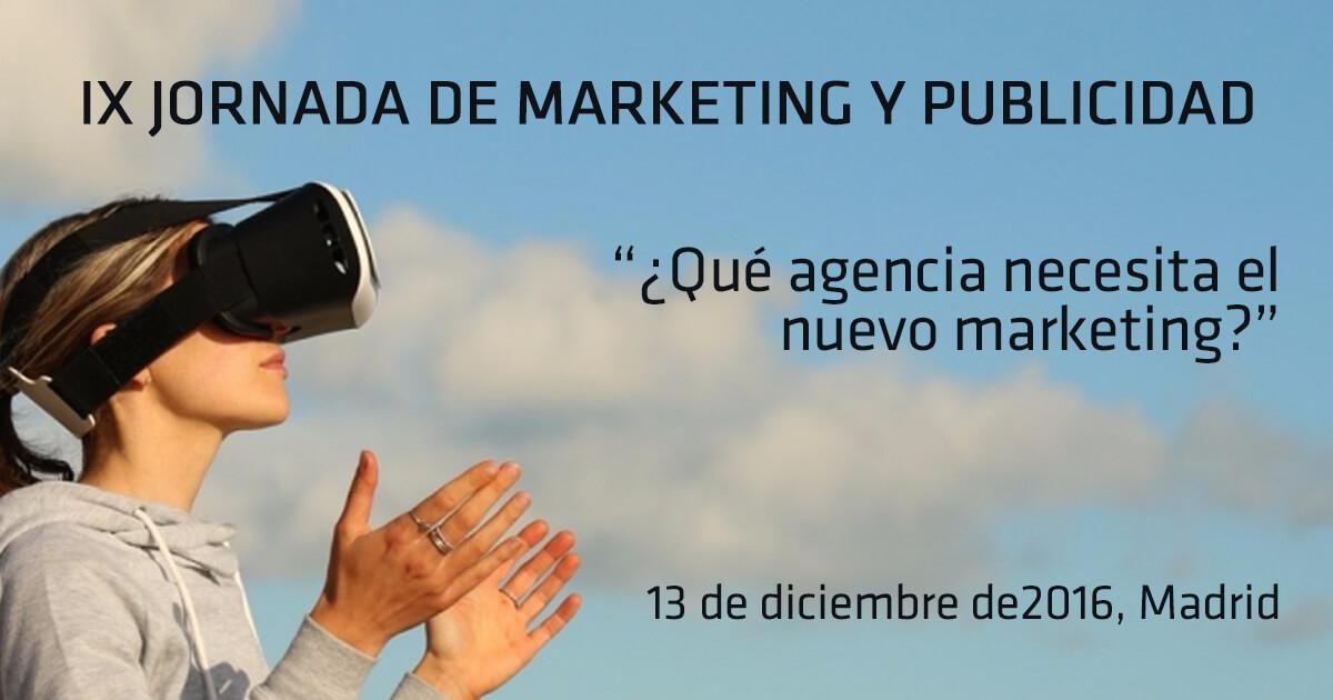 IX Jornada Marketing y Publicidad