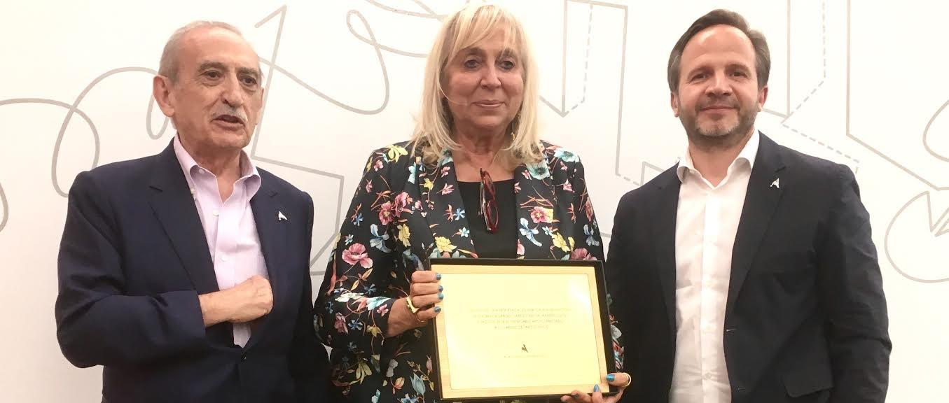 La Asamblea de la Academia de la Publicidad rinde homenaje a Maribel Sotos y Tactics